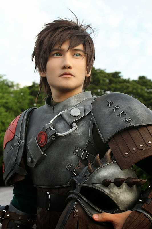 Hiccup from How to Train Your Dragon 2 by liui-aquino