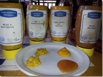Mustard Lineup
