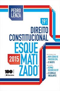 Direito Constitucional Esquematizado - 19ª Ed. 2015, por Pedro Lenza