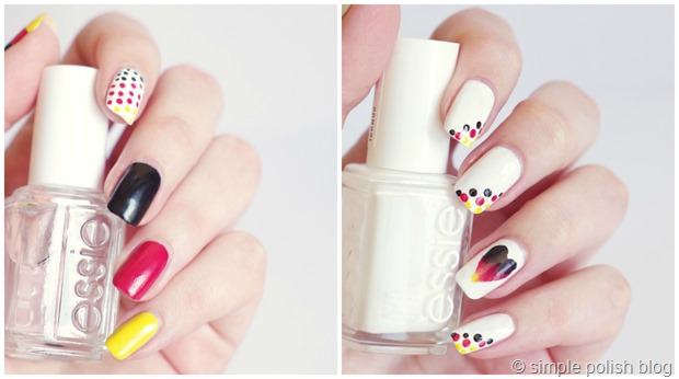 Nail-Art-Germany-Deutschland-WM-5
