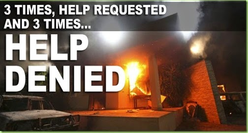 benghazi aid denied