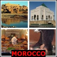 MOROCCO- Whats The Word Answers