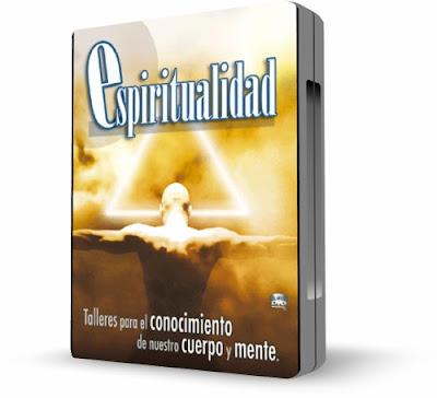 ESPIRITUALIDAD. Talleres para el Conocimiento de Nuestro Cuerpo y Mente [ Video DVD ] – Vivir la vida espiritual con intensidad y disfrutar del presente