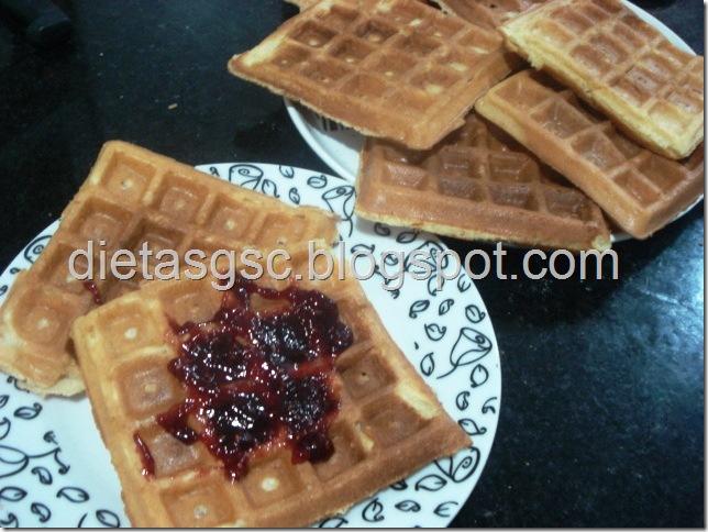 waffles de grão de bico 001