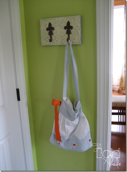 Foyer Coat Rack