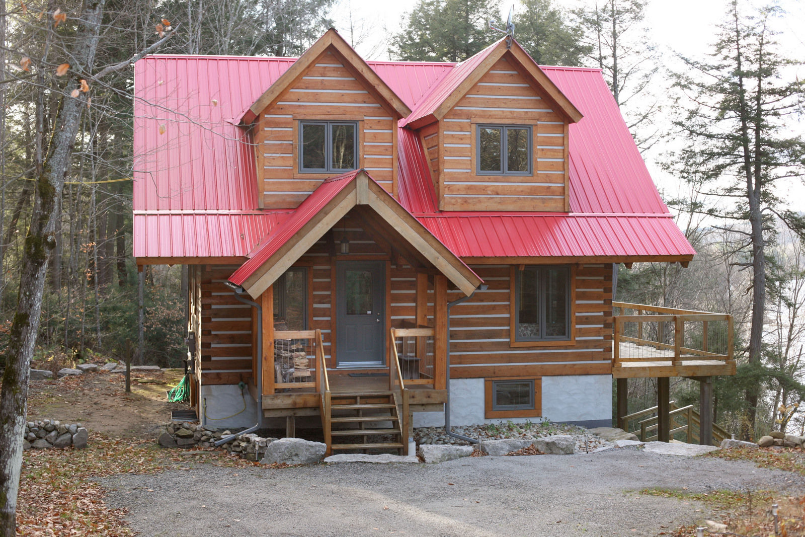 Affordable Log Homes Cottages And Cabins From Vancouver