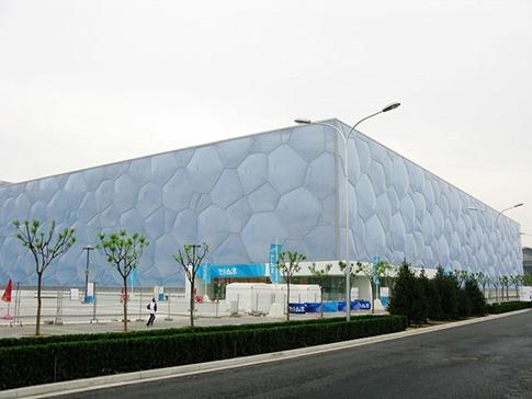 67. Cubo de Agua (Beijing, China)