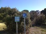 Una entrada al Parque Regional del Curso Medio del Río Guadarrama