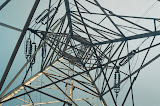 """Electrical Tower, Michigan City, Indiana, 2008"" - copyright George Stein"