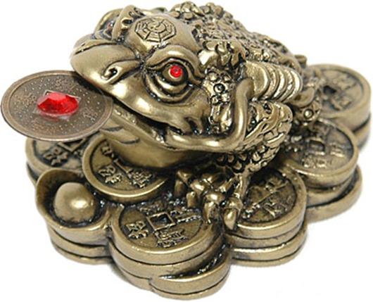 Жаба-богатства