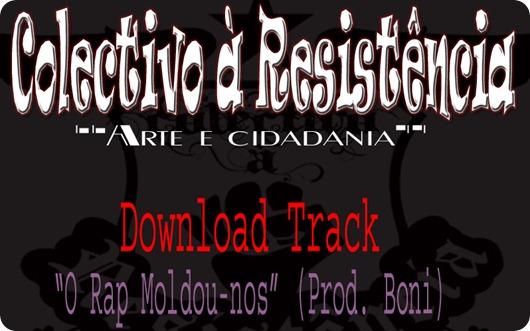O rap moldou-nos-download track