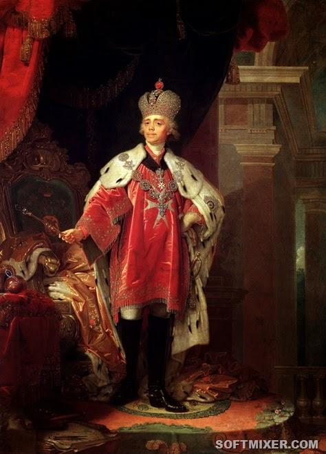 Портрет Павла I