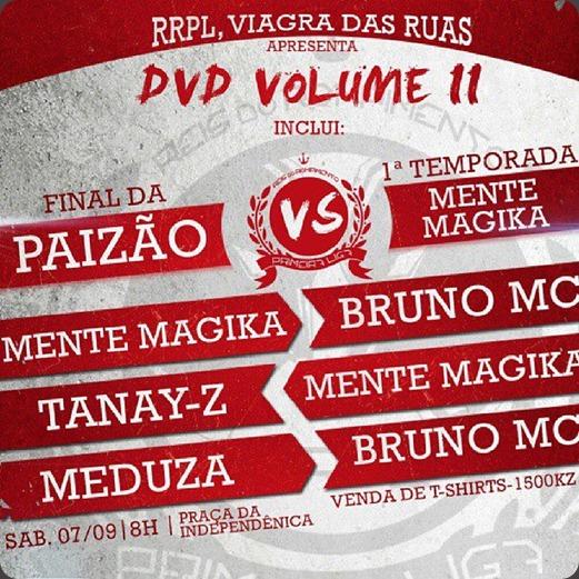 DVD RRPL