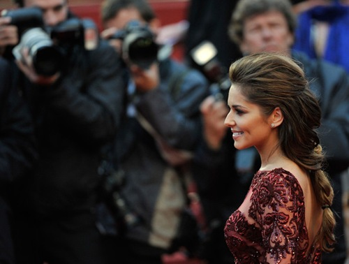 Cheryl Cole Jimmy P Photo Call in Cannes