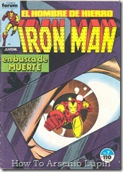 P00047 - El Invencible Iron Man #149
