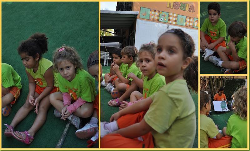 Infantil 4 Tarde - História no gramado5