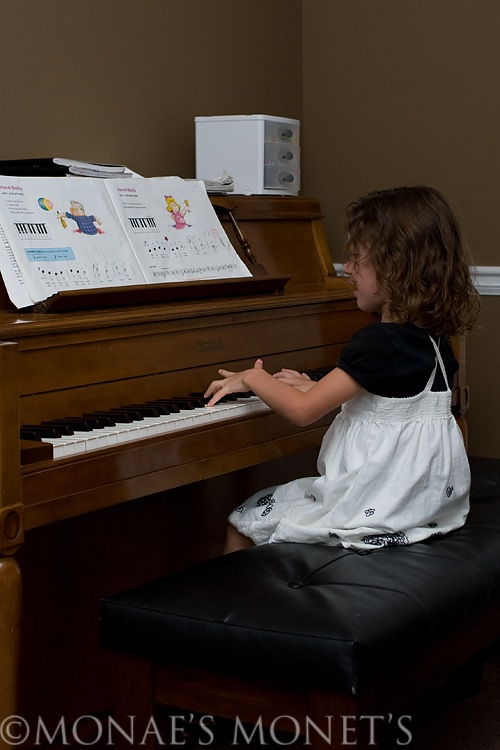 Abby playing piano blog