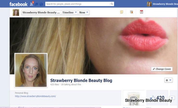 StrawberryBlondeBeautyFacebook