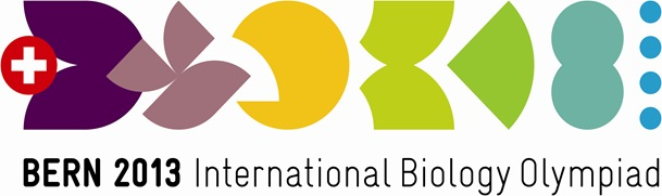 International Biology Olympiad  2013 Logo