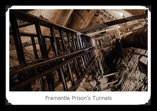 Prison Tunnel Australia