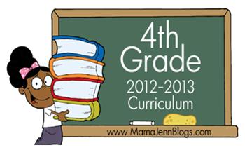 4th Grade Curriculum