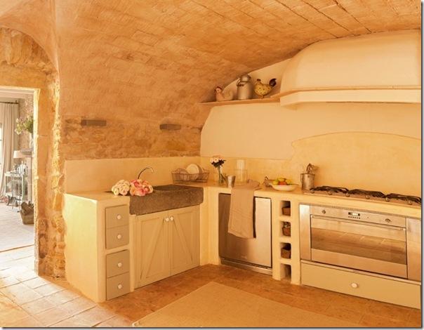 case e interni - cas a campagna - stile rustico country  - Spagna (8)