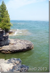 Cave Point Park Wisc 007