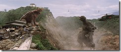 Godzilla GMK HD Baragon Taunts