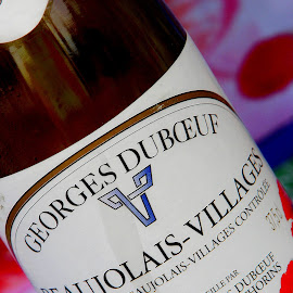 Beaujolais - Village by Joseph Muller - Food & Drink Alcohol & Drinks ( terroir, fun ..., tradition, beaujolais wine, party,  )