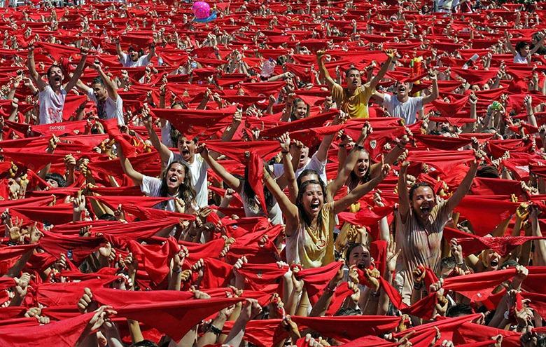 SPAIN SAN FERMIN 2011