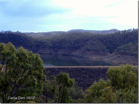 Cania Dam 08/07