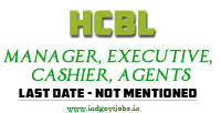 HCBL Recruitment 2013