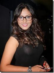 Madhu Shalini New Photos at Satya 2 Premiere Show
