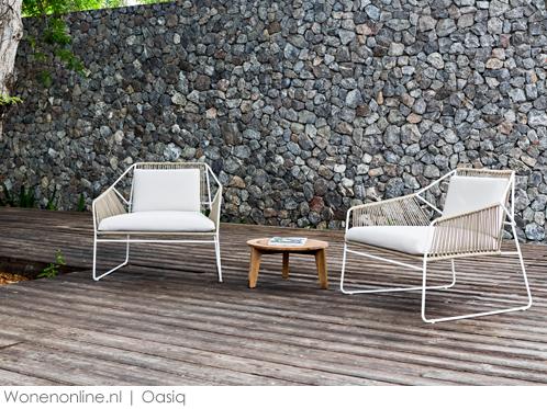 Wonenonline oasiq vintage tuinmeubilair - Tuin meubilair ...