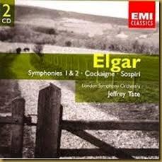 Elgar Sinfonias Tate