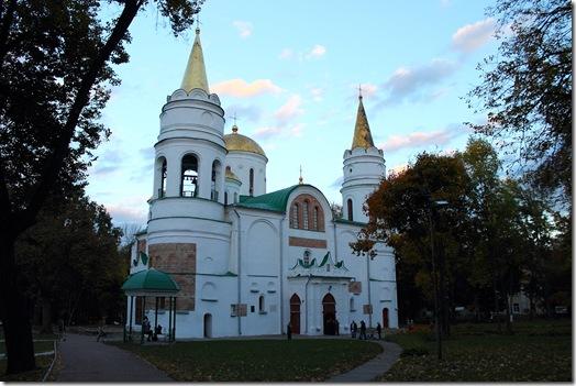 Спасо-Преображенський собор, Чернігів