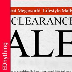 EDnything_Thumb_Megaworld Lifestyle Malls Clearance Sale