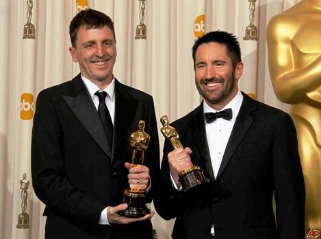 Trent Reznor, Vencedor do  Oscar de Melhor trilha sonora original