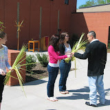 Palm Sunday - Apr 17, 2011