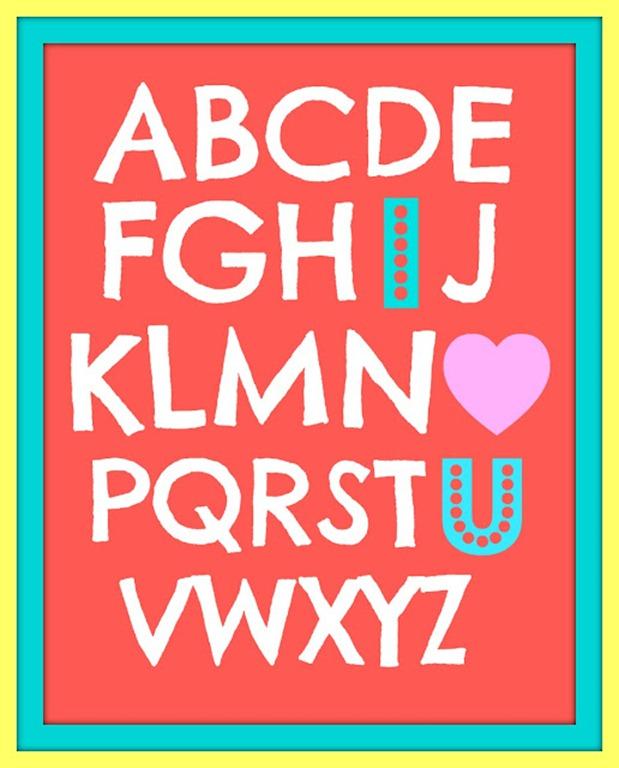 ABC sign