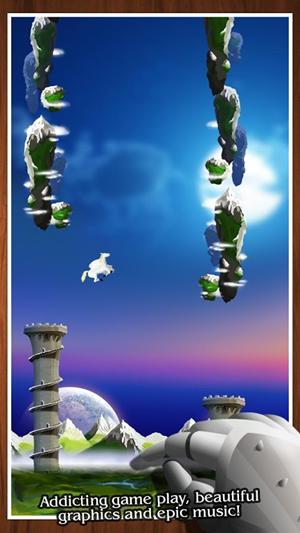 clone flappy bird : Flying horse