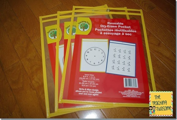 Eyeglass Repair Kit Dollar Tree : The Teaching Twosome: My Guided Reading Tool Kit
