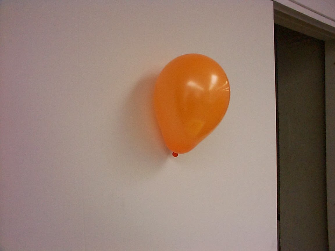 Science static electricity how can you make a balloon for What can you make with balloons
