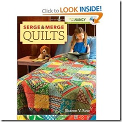serge & merge quilts
