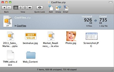 WinZip for Mac
