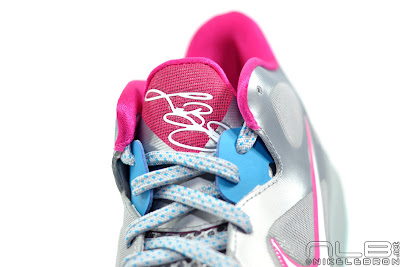 lebron9 low fireberry 16 web white The Showcase: Nike LeBron 9 Low WBF London Fireberry