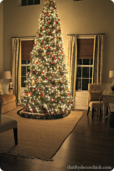 tall christmas tree - 14 Foot Christmas Tree