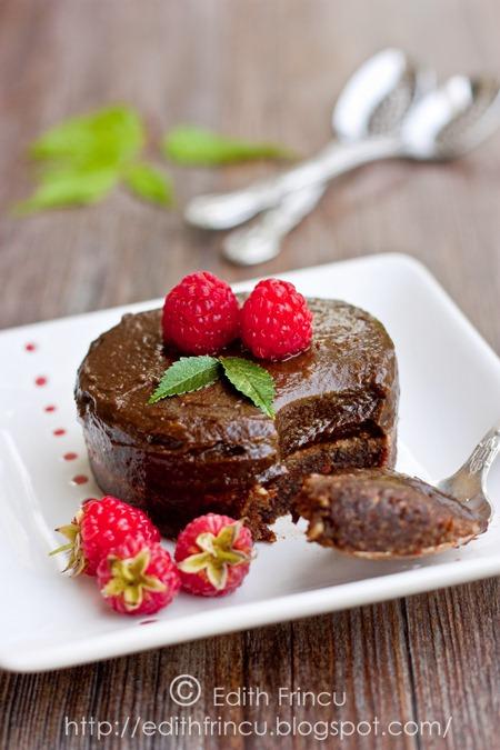 tarta raw cu ciocolata 2