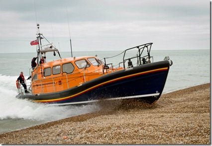 Shannon lifeboat 3