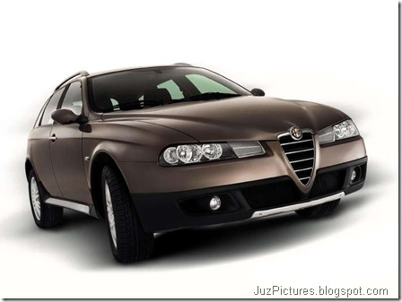 Alfa Romeo 156 Crosswagon1